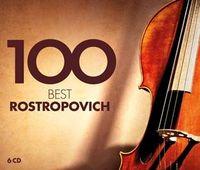 DVORAK: 100 BEST (6 CD) * ROSTROPOVICH