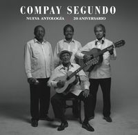 antologia 20 años (2 cd) - Compay Segundo