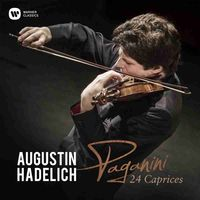 PAGANINI: 24 CAPRICES (CD+DVD) * AUGUSTIN HADELICH