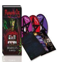 Diabulus In Opera (2 Cd+dvd) - Mago De Oz