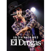 Un Dia Nada Mas (directo) (2 Cd+2 Dvd+libreto) - El Drogas