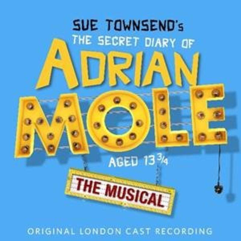 THE SECRET DIARY OF ADRIAN MOLES AGED 13 3 / 4, THE MUSICAL