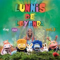 LUNNIS DE LEYENDA, VOL.3 (CD+DVD)