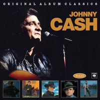 original album classics (5 cd) - Johnny Cash