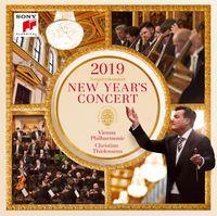 CONCIERTO AÑO NUEVO 2019 (2 CD) HILHA