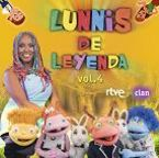 LUNNIS DE LEYENDA, VOL.4 (CD+DVD)