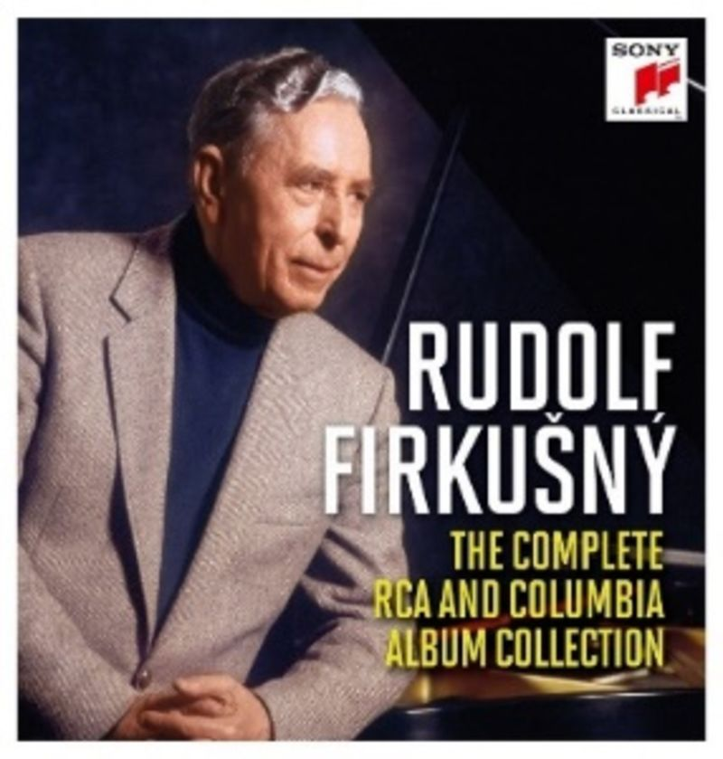 THE COMPLETE RCA AND COLUMBIA ALBUM COLLECTION (18 CD) * RUDOLF FIRKU