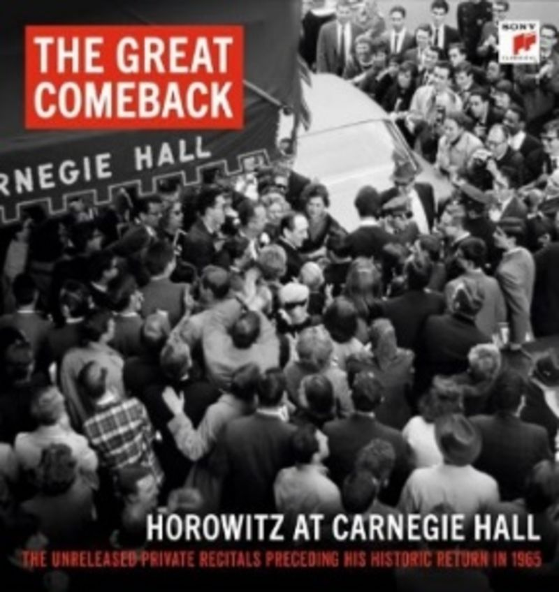 THE GREAT COMEBACK (15 CD)