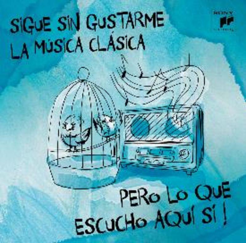 SIGUE SIN GUSTARME LA MUSICA CLASICA PERO. .. LO QUE HAY AQUI SI (2 CD)