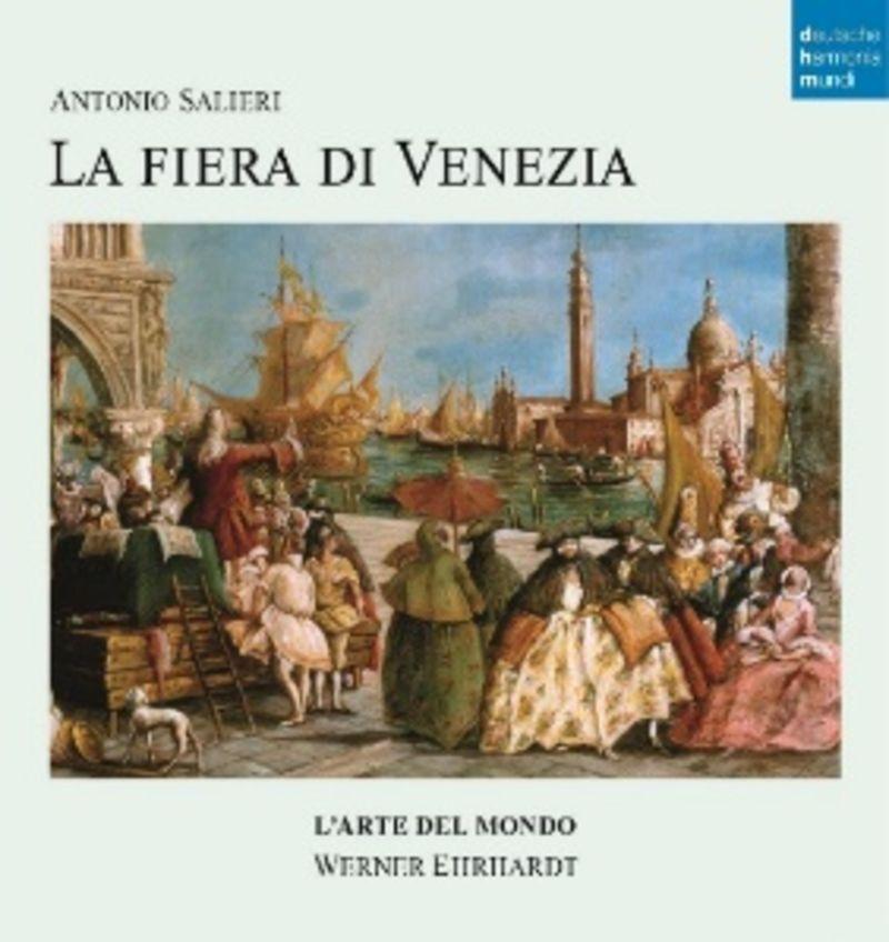 SALIERI: LA FIERA DI VENEZIA (2 CD) * L'ARTE DEL MONDO