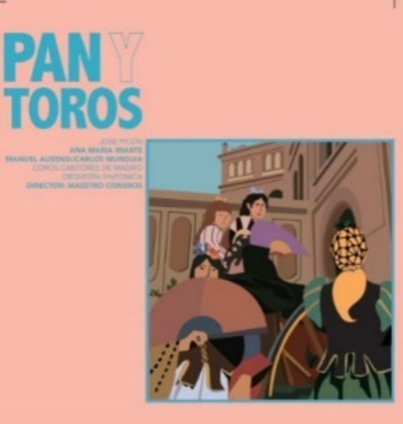 Pan Y Toros - Cisneros