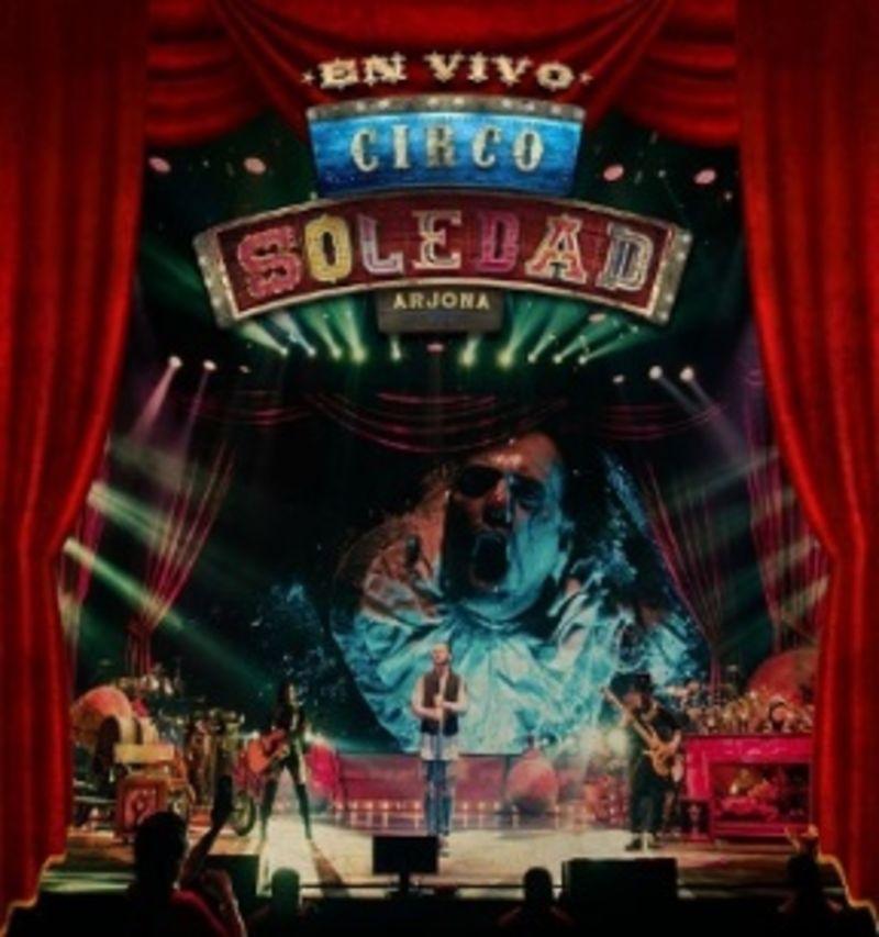 CIRCO SOLEDAD, LIVE (2 CD+DVD)