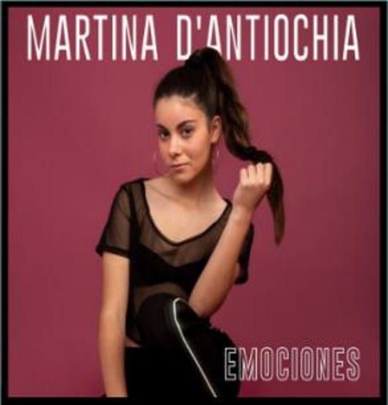 EMOCIONES * MARTINA D'ANTIOCHIA