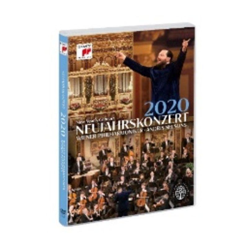 CONCIERTO AÑO NUEVO 2020 (DVD)