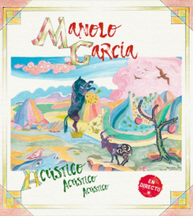ACUSTICO ACUSTICO ACUSTICO (EN DIRECTO) (2 CD+2 DVD)