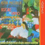 ASTOR PIAZZOLLA: INTEGRAL DE GUITARRA * EDOARDO CATEMARIO