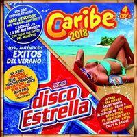 CARIBE 2018 + DISCO ESTRELLA, VOL.21 (4 CD)