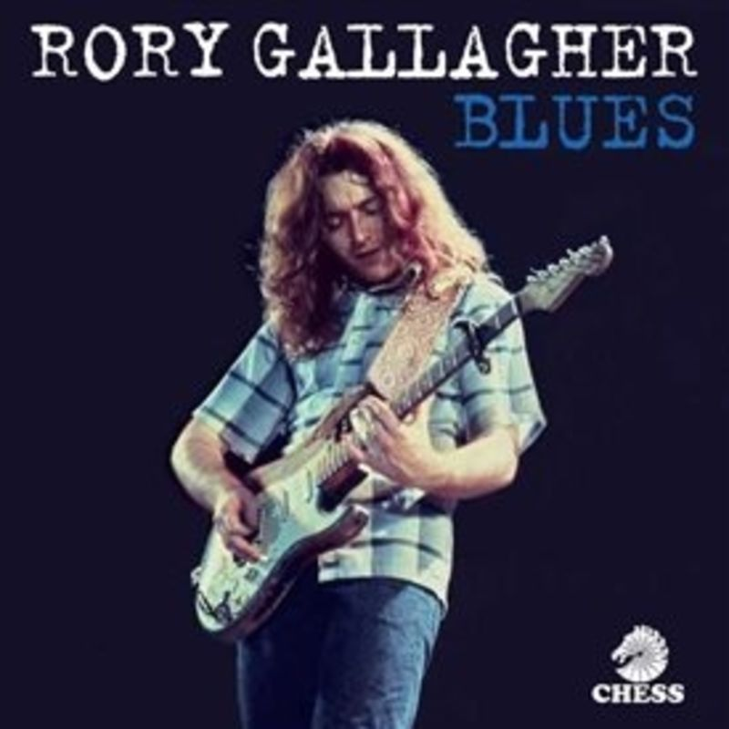 The Blues (deluxe) - Rory Gallagher