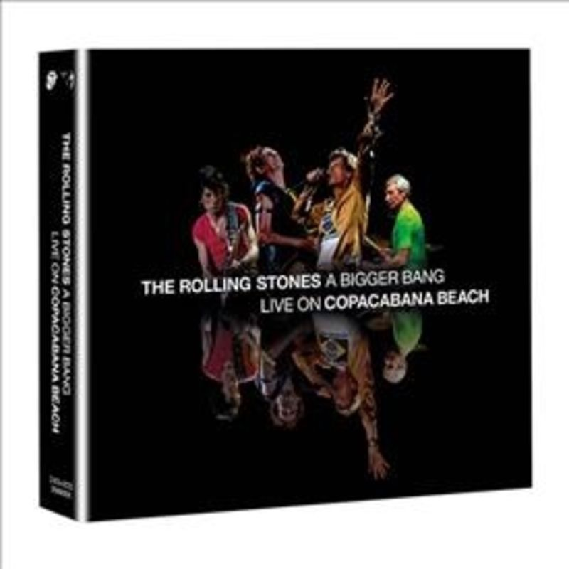 A BIGER BANG LIVE DELUXE (+DVD)