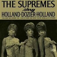 THE SUPREMES SING HOLLAND (2 CD)