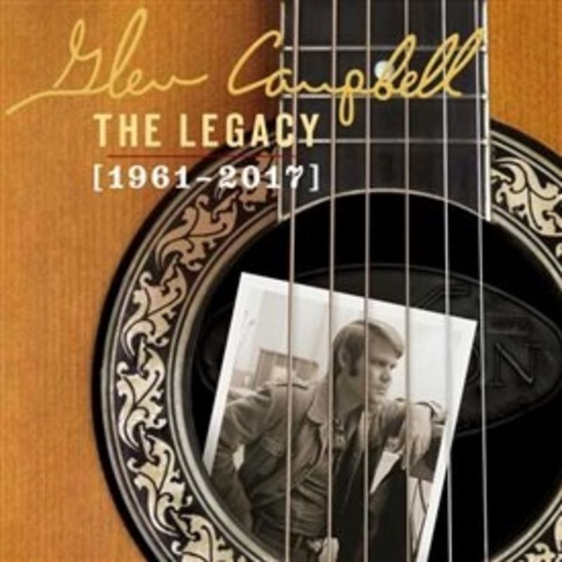 THE LEGACY (1961-2017) (4 CD)