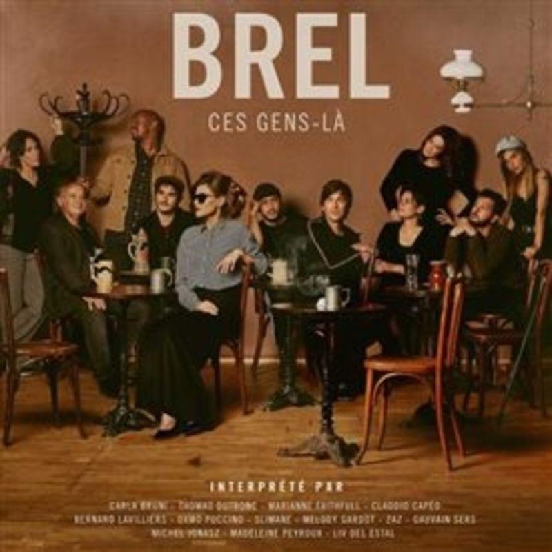 BREL, CES GENS-LA DIGISLEEVE