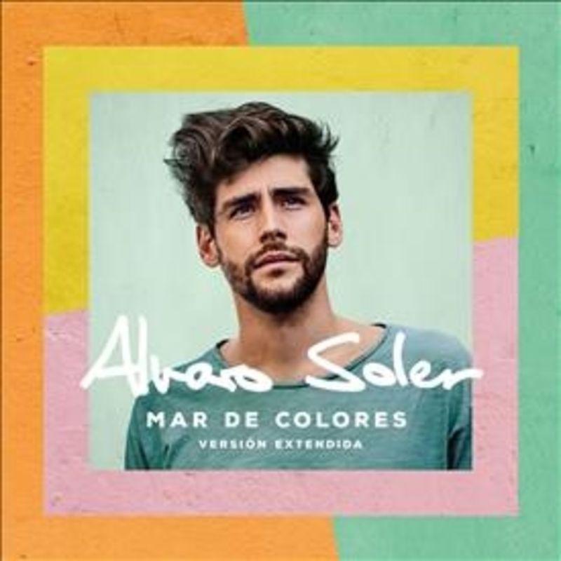 MAR DE COLORES (EXTENDIDA) * ALVARO ROLER
