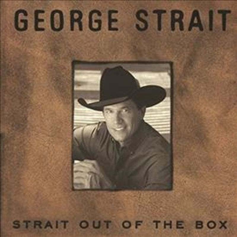 Strait Out Of The Box, Pt.1 (4 Cd) - George Strait