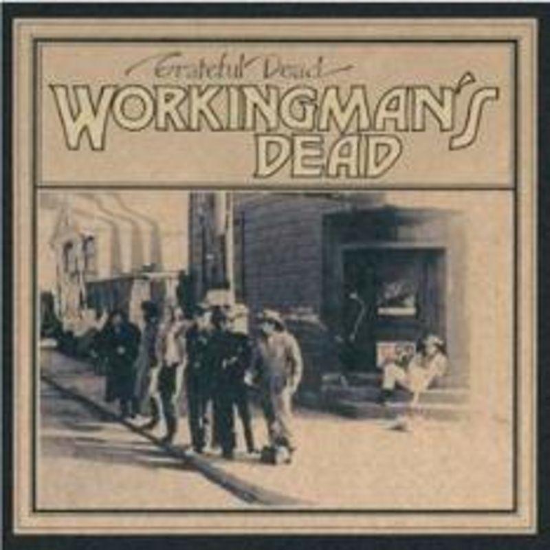 WORKINGMAN'S DEAD (50TH ANNIV DELUXE ED) (3 CD)