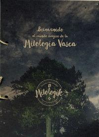 BIENVENIDO AL MUNDO MAGICO DE LA MITOLOGIA VASCA