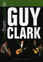 Live From Austin Tx (dvd) - Guy Clark