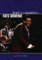 Live From Austin Tx (dvd) - Fats Domino