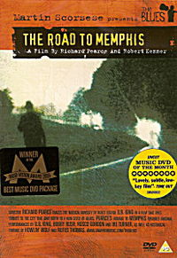 THE ROAD TO MEMPHIS (DVD) * RICHARD PEARCE / ROBERT KENNER