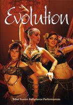 EVOLUTION, TRIBAL FUSION BELLYDANCE PERFORMANCES (DVD)