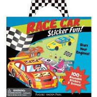STICKERS RACE CAR R: 0PKOSP24