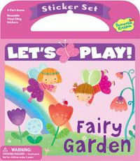 STICKERS FAIRY GARDEN R: 0PK0SPP3