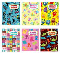 STICKERS BIG BOOK R: 0PK0SBP1