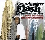 THE MESSAGE / THEY SAID IT COULDN'T BE DONE (2 CD) * GRANDMASTER FLAS