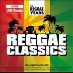 THE REGGAE YEARS, REGGAE CLASSICS (10 CD)