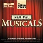 THE MUSICAL YEARS, MAGICAL MUSICALS (10 CD)