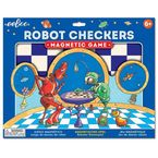 DAMAS MAGNETICAS ROBOTS R: MAGROB