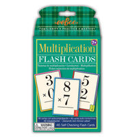 TARJETAS FLASH MULTIPLICACION R: FMULT