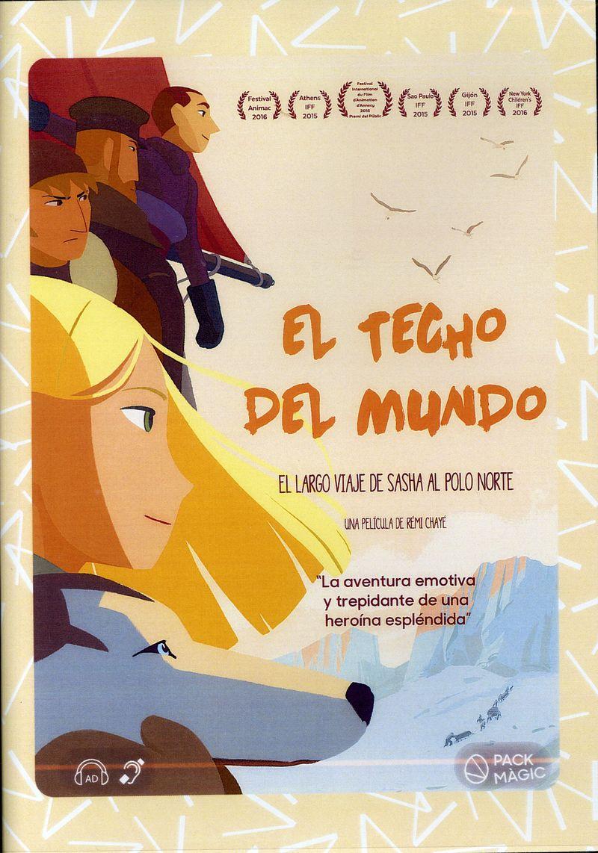 (dvd) El Techo Del Mundo - Remi Chaye