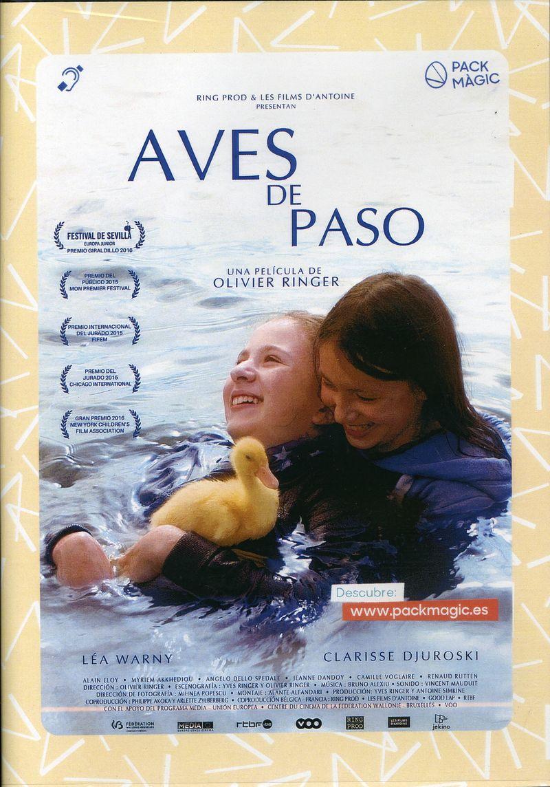 (dvd) Aves De Paso - Olivier Ringer