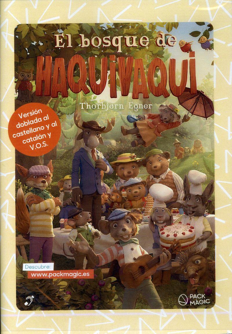 (DVD) EL BOSQUE HAQUIVAQUI
