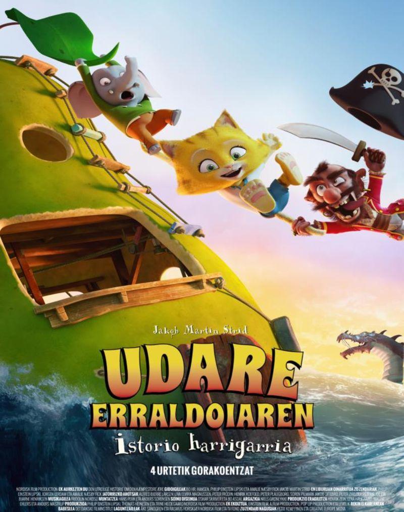 (DVD) UDARE ERRALDOIAREN ISTORIO HARRIGARRIA