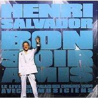 Bonsoir Amis (live) (2 Cd) - Henri Salvador