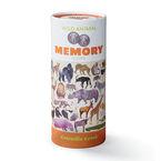 MEMORY WILD ANIMALS 36PC R: 3830041