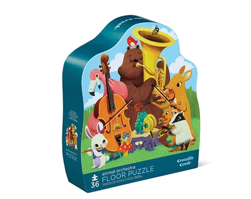 ORQUESTA DE ANIMALES (36 PIEZAS)