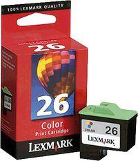 CART. LEXMARK JP Z13 / Z23 / Z33 / Z25 / Z35-X75 COL. R: 10N0026